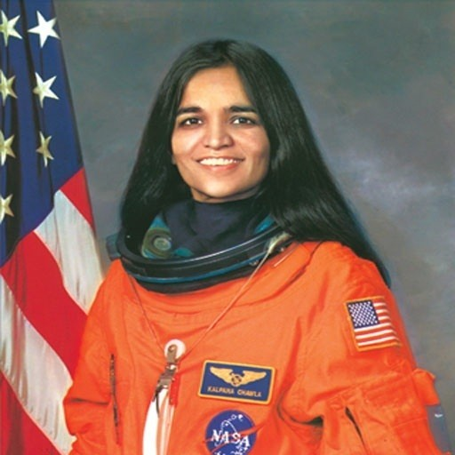 Kalpana Chawla : Salute & Tribute From The Heart